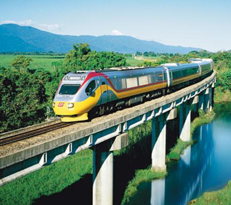 ESAP Tilt Train